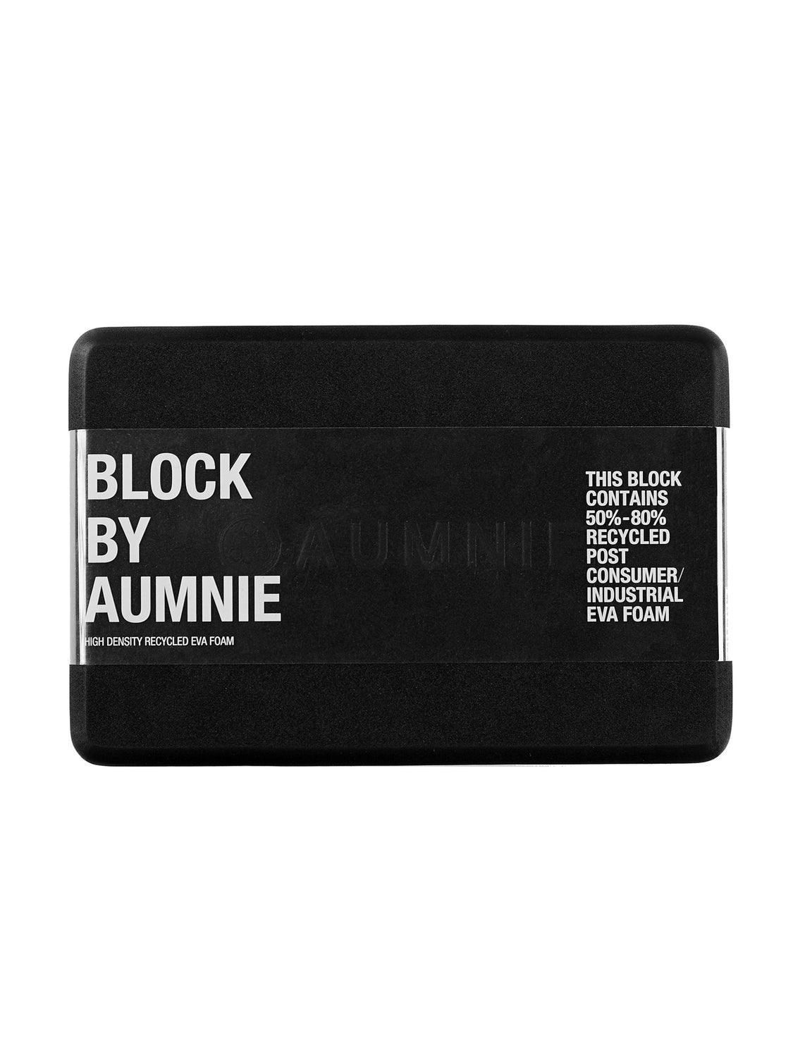 BLOCK BY AUMNIE, BLACK
