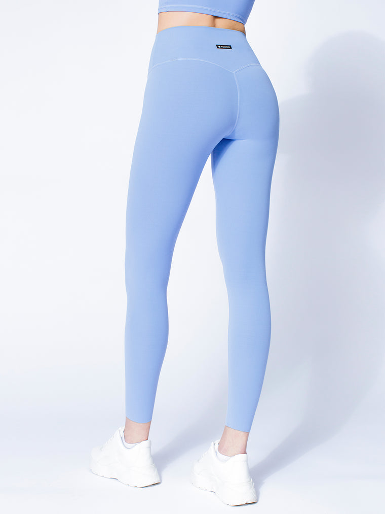 NUDE SHAPE PANTS, VIVID BLUE