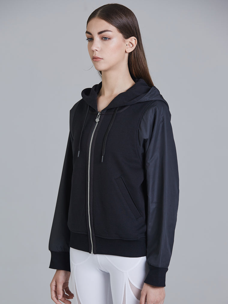 BLVD JACKET, BLACK