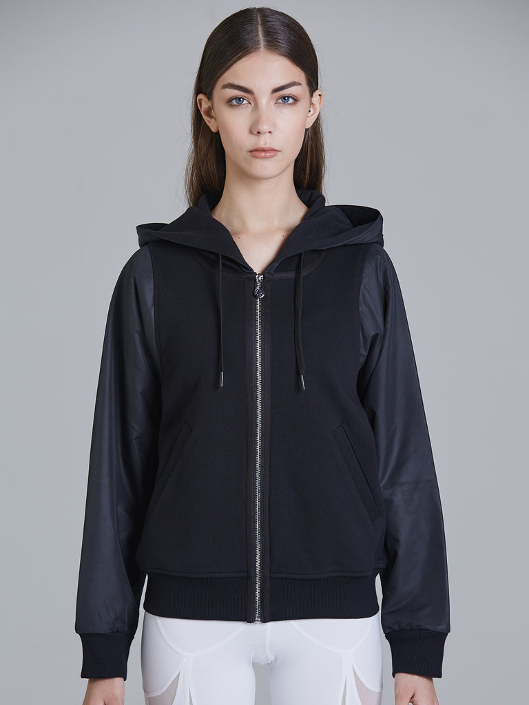 BLVD JACKET, BLACK-C