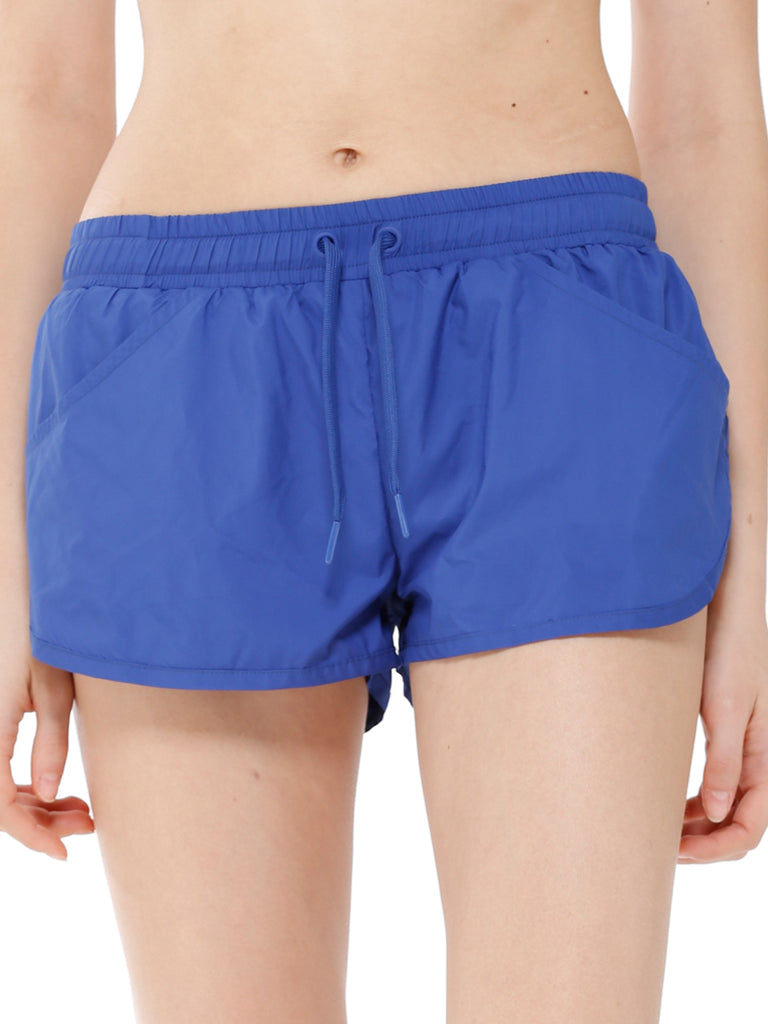RELAY RUNNING SHORTS, CLASSIC BLUE