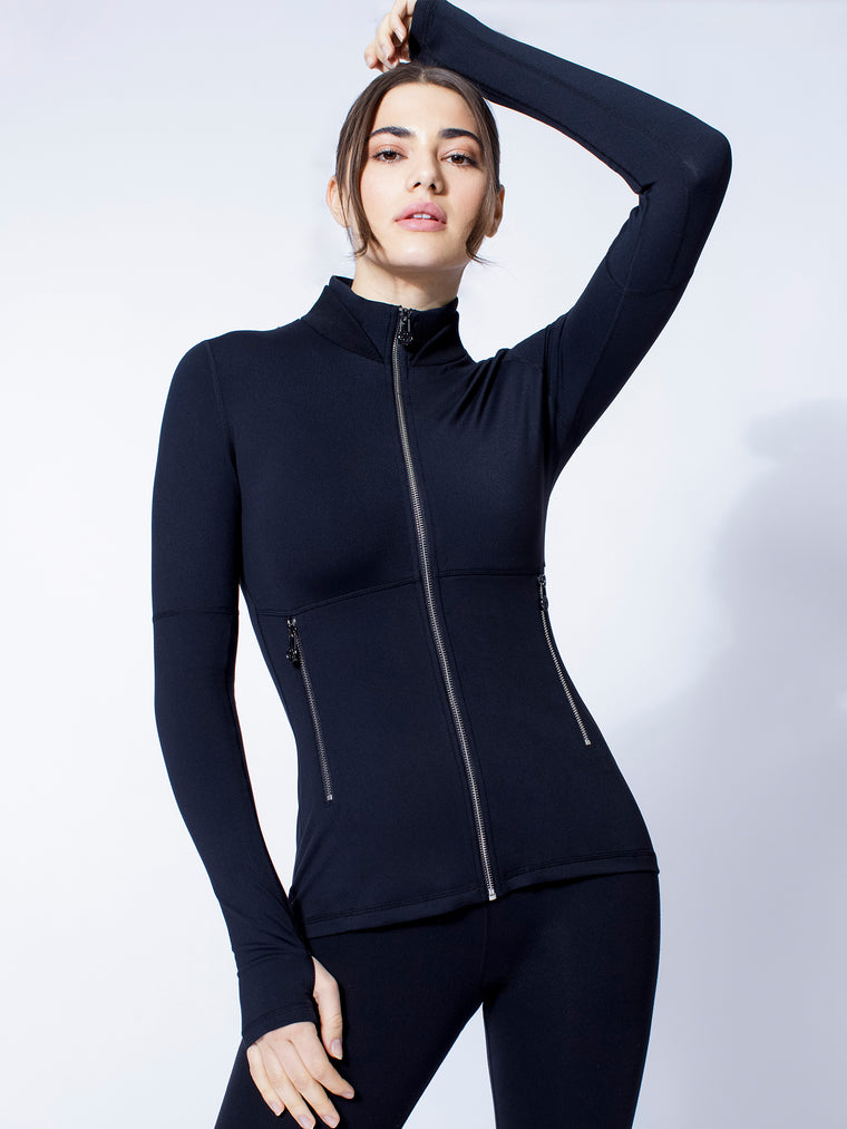 FIT JACKET 3.0, BLACK