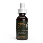 1000mg Organic Full Spectrum Hemp Oil for Sleep, Anxiety, and Pain