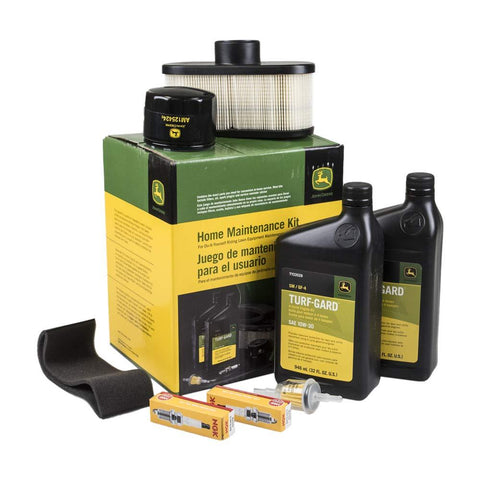 Home Maintenance Kit For S, X300, X500, and Z Series Riding Mowers - LG265