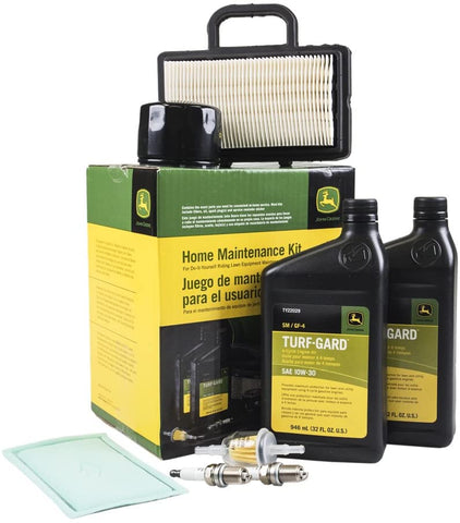 Home Maintenance Kit for LA, D and Z Series Riding Mowers - LG263