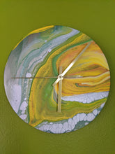 Acrylic Pour Clock class Feb 6th
