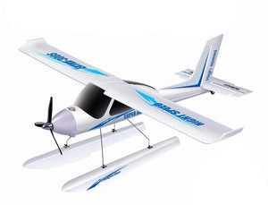 "46"" Wingspan 4CH Sea-plane, Land on water or land"