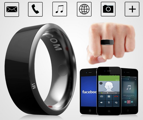 Image of Smart NFC Ring