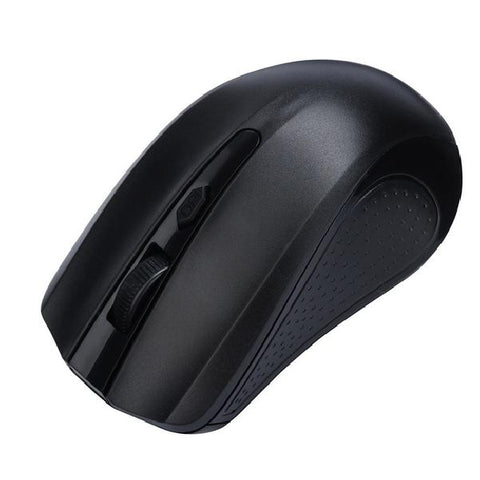 Image of Wireless Optical Positioning Gaming 1600 DPI 4 Button Mouse