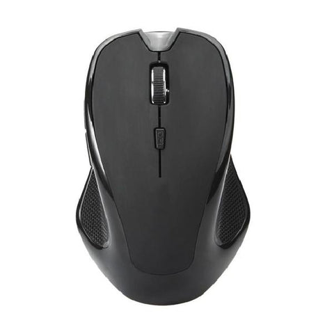 Wireless Optical Positioning Gaming 1600 DPI 6 Button Mouse