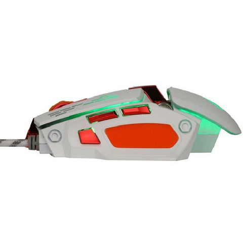 Image of Wired Gaming Optical Positioning 7 Button 4000 DPI Glowing Mechanical Mouse