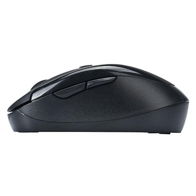 Wireless Gaming Optical Positioning 1600 DPI 6 Button Mouse