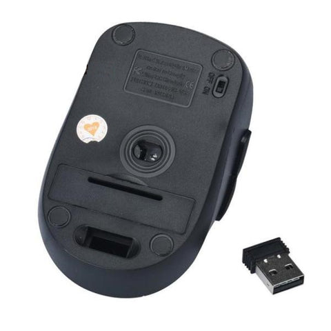 Image of Wireless Gaming Optical Positioning 1600 DPI 6 Button Mouse