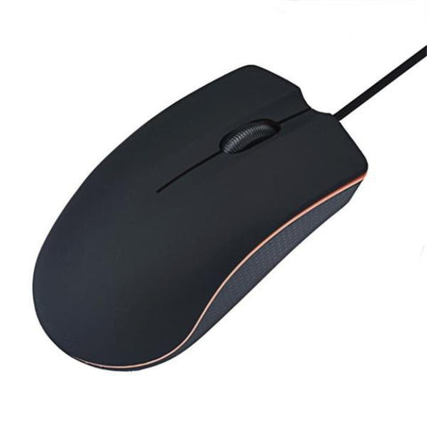 Image of Wired Optical Positioning Gaming 1200 DPI 3 Button Mouse