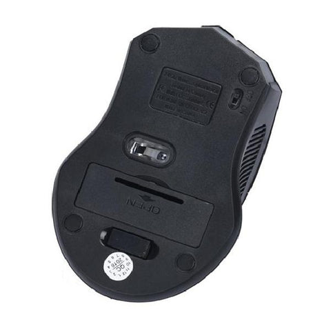 Image of Wireless Gaming Optical Positioning 4 Button 2000 DPI Mouse
