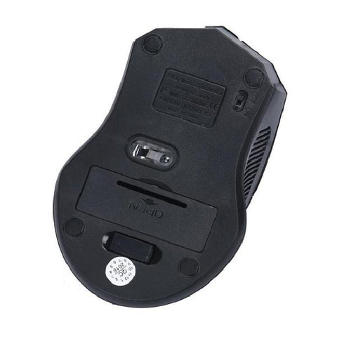 Image of Wireless Gaming Optical Positioning 2000 DPI 4 Button Mouse