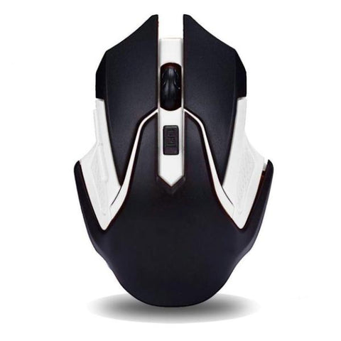 Image of Wireless Optical Positioning Gaming 6 Button 3200 DPI Mouse