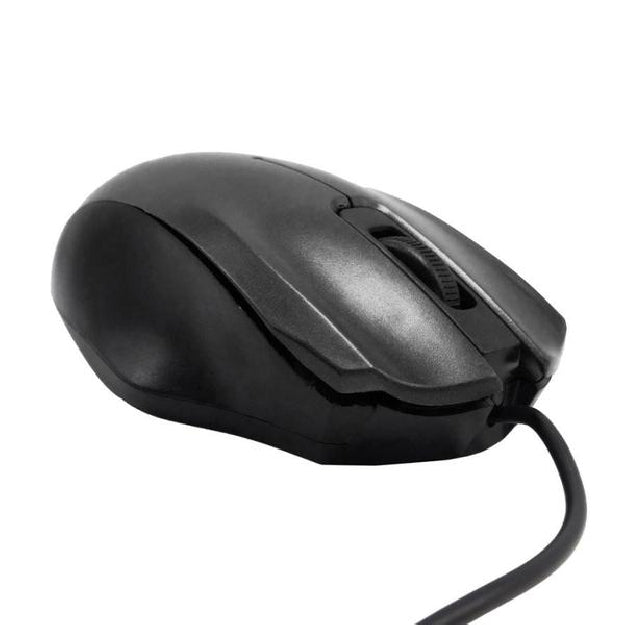 Wired Gaming Optical Positioning 1000 DPI 3 Button Mouse