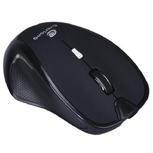 Wireless Gaming Optical Positioning 2000 DPI 6 Button Mouse