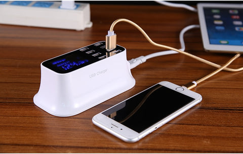 Image of Smart 8-Port USB Charger