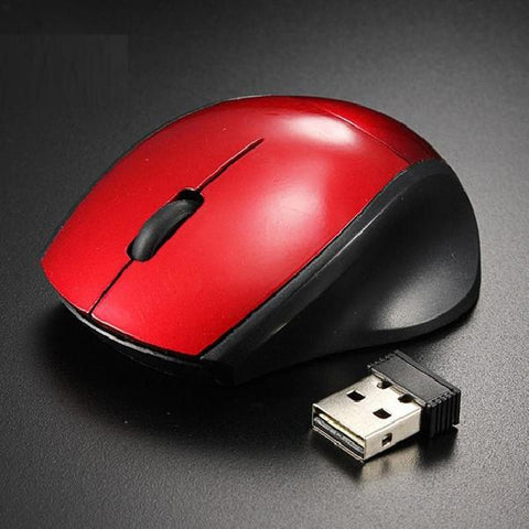 Image of Wireless Gaming Optical Positioning 3 Button 2000 DPI Mouse
