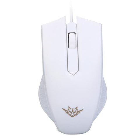 Image of Wired Gaming Optical Positioning 1200 DPI 2 Button Mouse