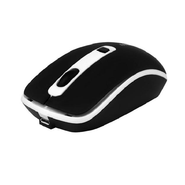 Wireless Gaming Optical Positioning 1600 DPI 4 Button Mouse