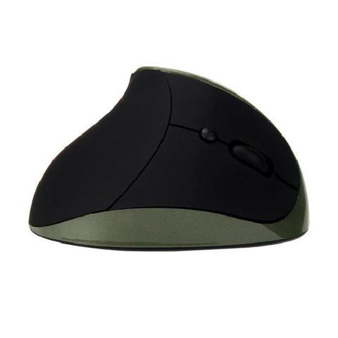 Image of Wireless Gaming Optical Positioning 1600 DPI 6 Button Ergonomic Vertical Mouse