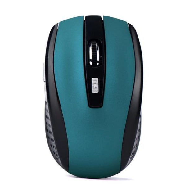 Wireless Optical Positioning Gaming 6 Button 2000 DPI Mouse