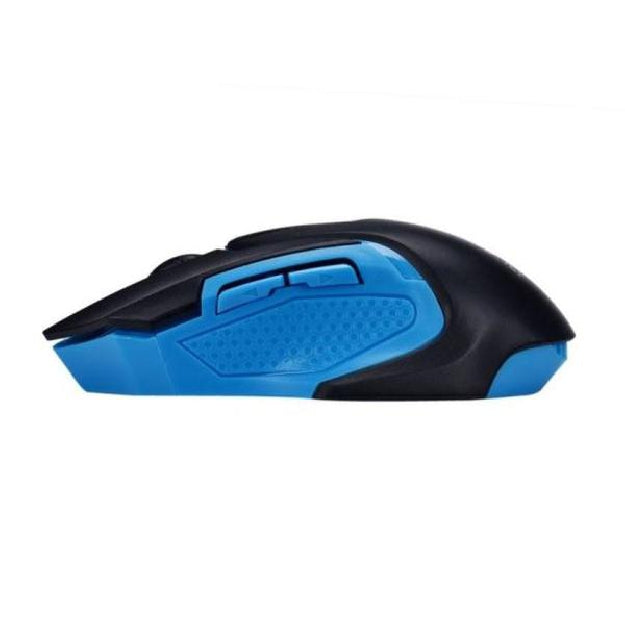 Wireless Optical Positioning Gaming 3200 DPI 6 Button Mouse