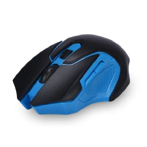 Image of Wireless Optical Positioning Gaming 3200 DPI 6 Button Mouse
