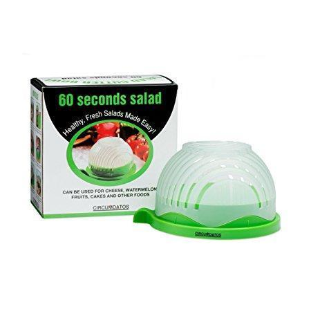 Image of Easy Speed Salad Maker
