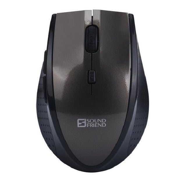 Wireless Gaming Optical Positioning 3200 DPI 6 Button Mouse