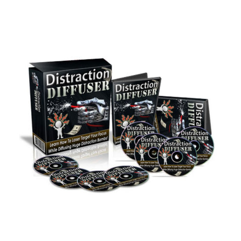 Distraction Diffuser Videos Collection Video Guide