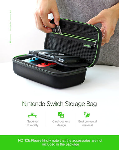 Image of Ugreen Durable Nintendo Switch Carrying Case