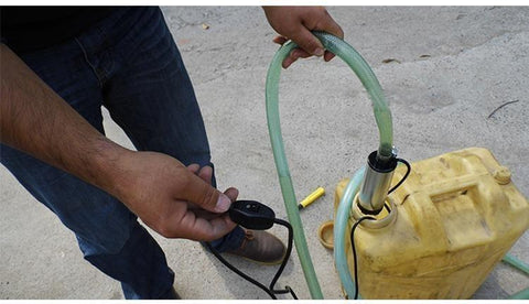Image of Submersible Fuel Pump