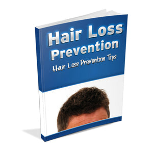 Hair Loss Prevention Ebook