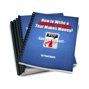 How To Write A Product Review That Makes Money Ebook