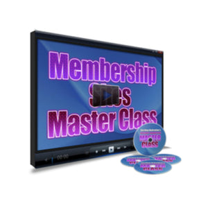 Membership Master Class Video Guide