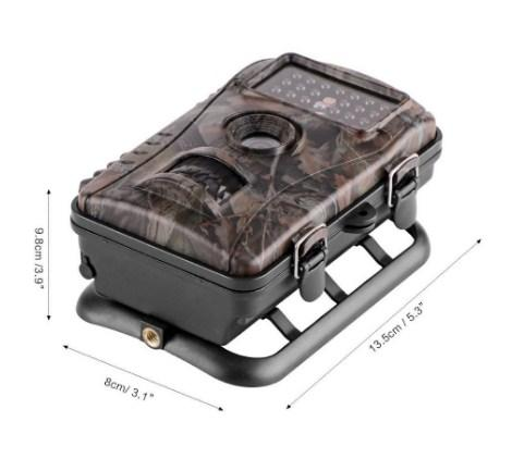 Image of Trail Game Camera Wildlife Hunting Camera with Infrared Night Vision