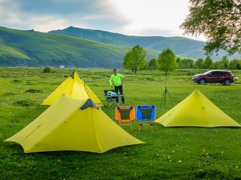 Image of Ultralight 4 Season 1-2 Person Tent