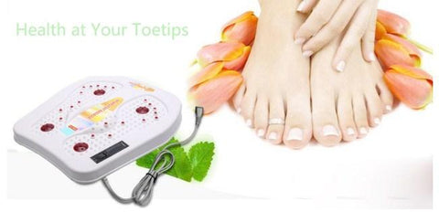Image of Infrared Blood Circulation Foot Massager