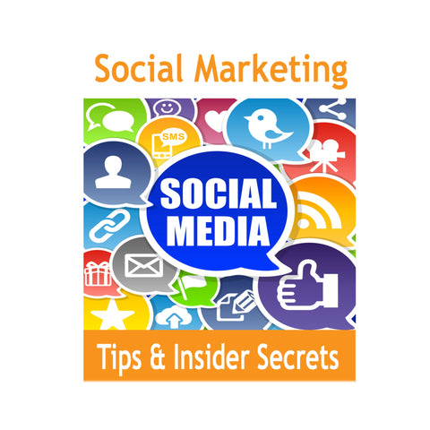 Social Marketing Tips Ebook