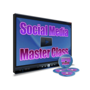 Social Media Master Class Video Guide