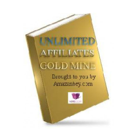 Unlimited Affiliates Goldmine Ebook