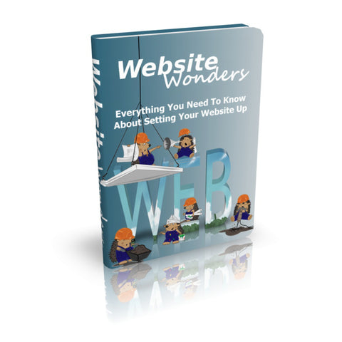 Website Wonders Ebook