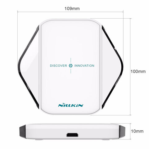 Smart Sensor Wireless Charger