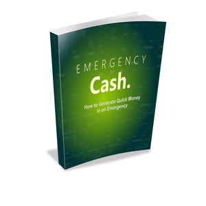 Emergency Cash Ebook