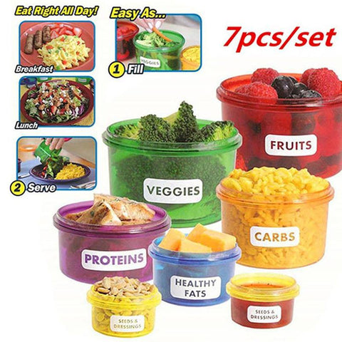 Image of Perfect Portion Diet Containers