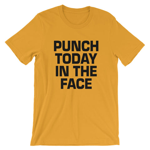 Image of Punch Today Short-Sleeve Unisex T-Shirt